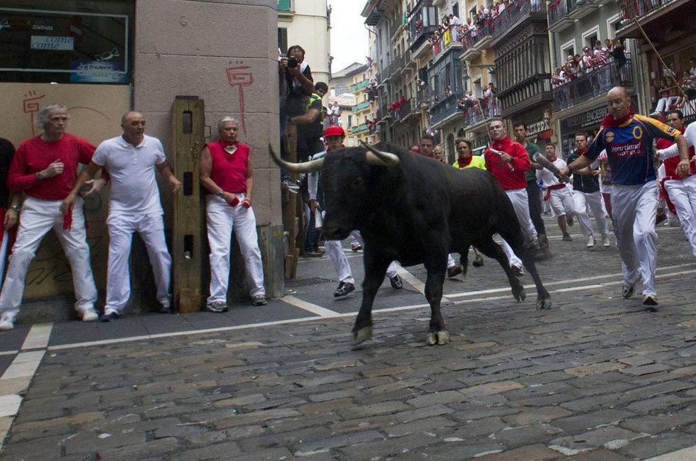 西班牙奔牛节第三天实拍 - 泰琥 - danden0018的博客