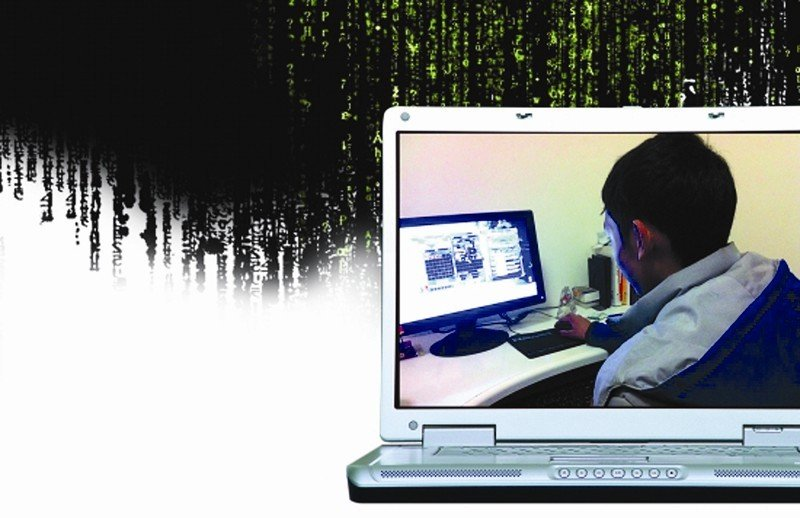 石首一80后编写黑客软件 帮网吧逃避实名上网