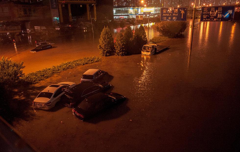 21日北京遭遇61年来最强降雨已致多人死亡 - 远山近树 - 远山近树的博客