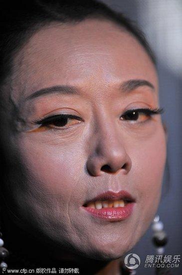 组图:54岁杨丽萍近照罕见曝光 满脸涂厚粉吓人_娱乐_腾讯网 - hbsphd - hbsphd的博客
