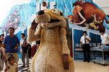 《冰川时代4》27日上映 首发3D版故事继续温情