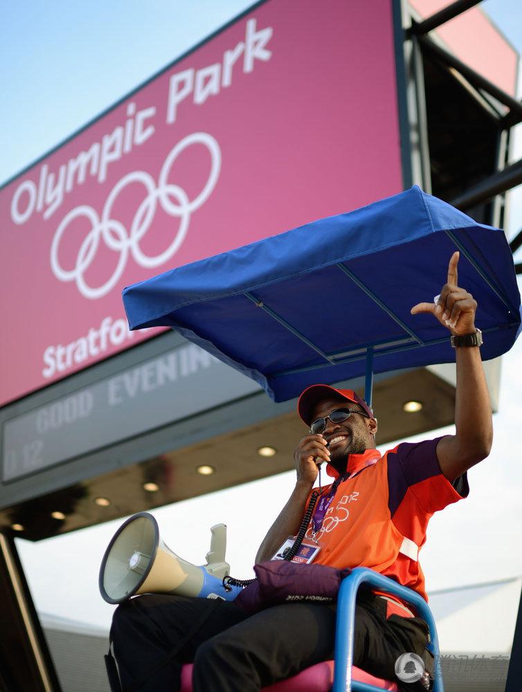 高清 2012年伦敦奥运会开幕式再次彩排