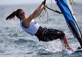 高清:英帆船队训练 面向大海扬帆起航