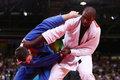 高清:奥运柔道100公斤以上级 法国夺金收官