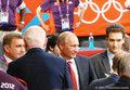 伦敦奥运会柔道项目开赛 普京观赛俄罗斯夺冠