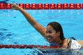 女50米自荷兰选手夺金