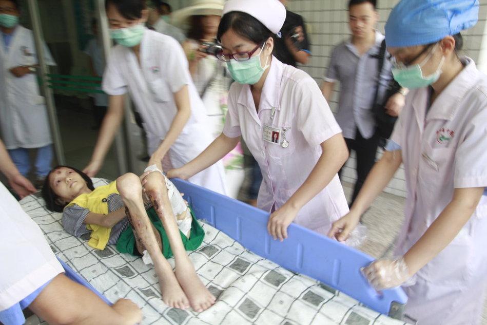 14岁少女患怪病身体多处溃烂