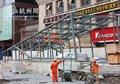 延安路地铁站最新探营报告 试运营进入倒计时