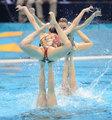 高清:花样游泳 俄罗斯队夺得冠军