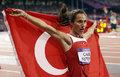 女子1500m土耳其获金银