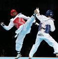 高清:跆拳道男子80KG以下级 英国选手摘铜