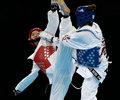 高清:跆拳道女子67kg金牌赛 韩国选手夺冠