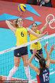高清:女排巴西3-1战胜美国 成功卫冕