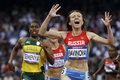 高清:女子800米决赛 俄罗斯夺冠塞门亚摘银