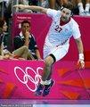 男子手球克罗地亚摘铜