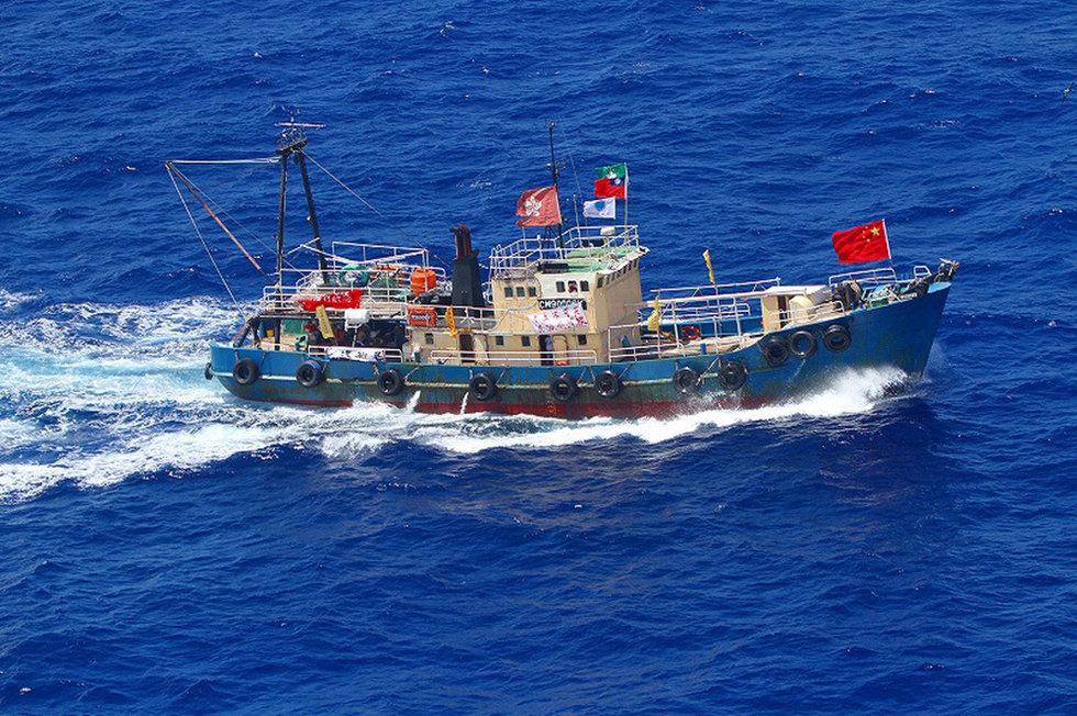 历史会见证这一时刻——中国人登上了钓鱼岛 - shanzhiying1960 - shanzhiying1960