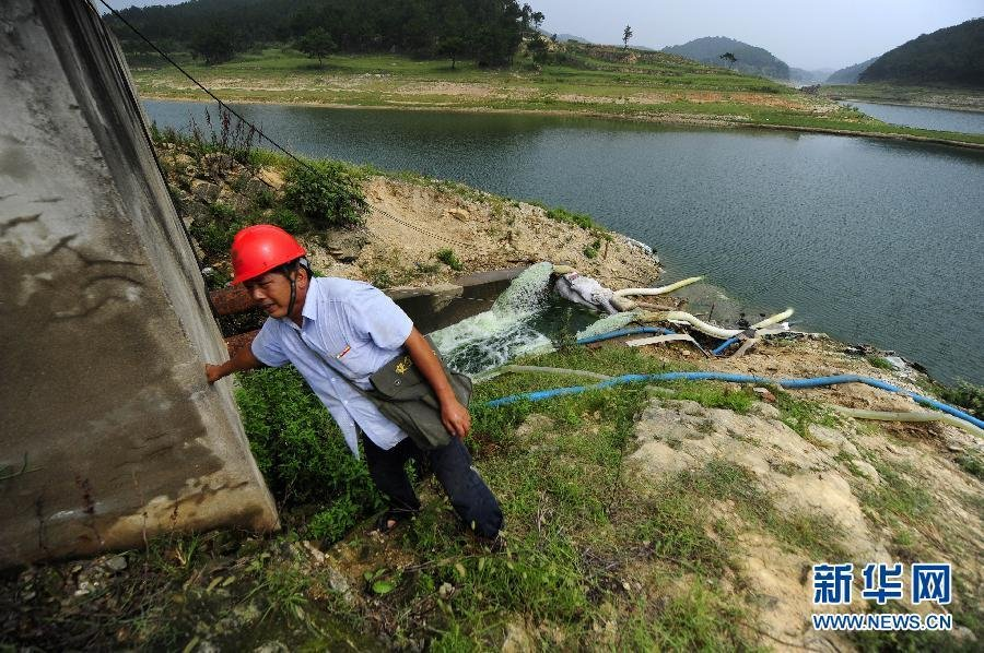 我的家乡湖北随州遭遇60年一遇特大干旱,惨啊  天气 龙三公子 地名 第5张