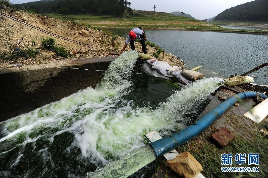 我的家乡湖北随州遭遇60年一遇特大干旱,惨啊  天气 龙三公子 地名 第8张