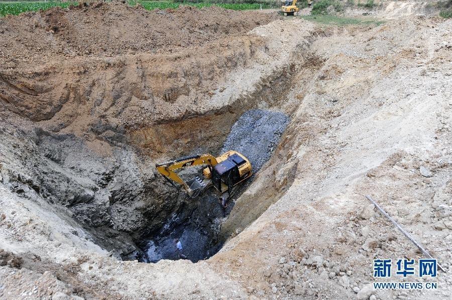 我的家乡湖北随州遭遇60年一遇特大干旱,惨啊  天气 龙三公子 地名 第9张