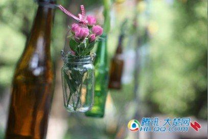 diy挂饰 花瓶