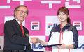 高清:韩国艺体萝莉孙妍在出席代言活动