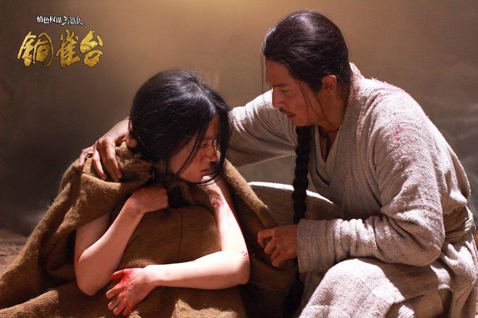 图文玉木宏加盟《铜雀台》 与刘亦菲上演死士