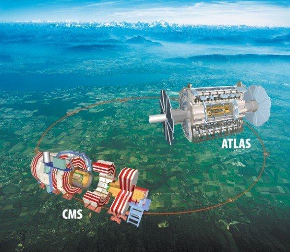 """欧洲核子研究中心寻找""""上帝粒子""""或揭宇宙三大谜团 - 科学探索 - 科学探索"""