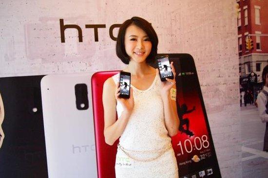 双网双核HTC J港版正式发布 定价3680元