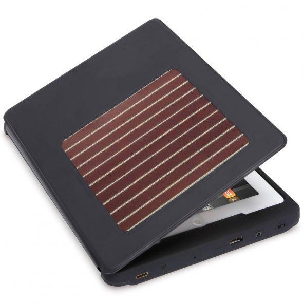 iPad太阳能充电盒