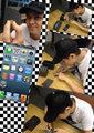 林志颖晒杰作 手工搞定iPhone5 nano-SIM卡
