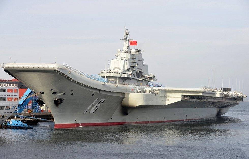 中国第一艘航母 - LM - lm小屋