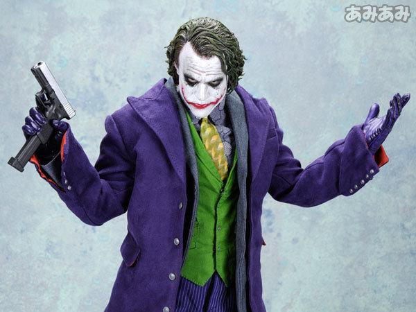 黑暗骑士》小丑可动人形