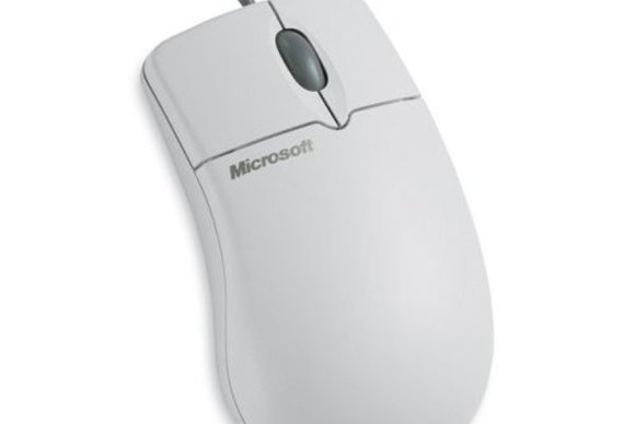 1994年微软推出的IntelliMouse