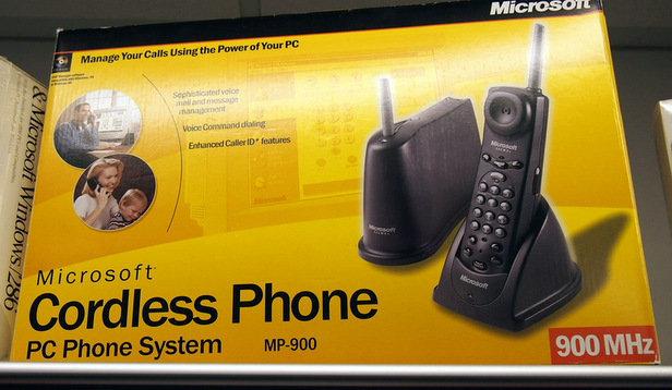 无线电话系统