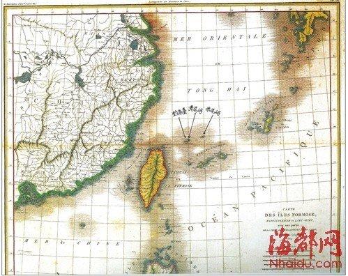 《柯顿的中国》,1811年英国出版的《最新中国地图》