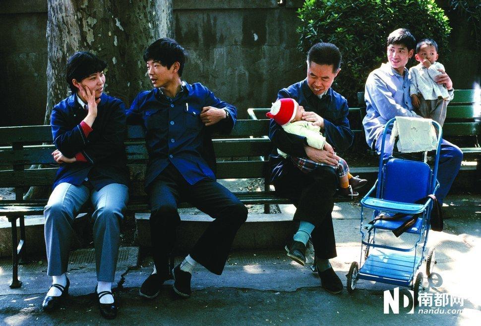 外国摄影师镜头下的80年代中国(组图) - 春风 - 多彩贵州