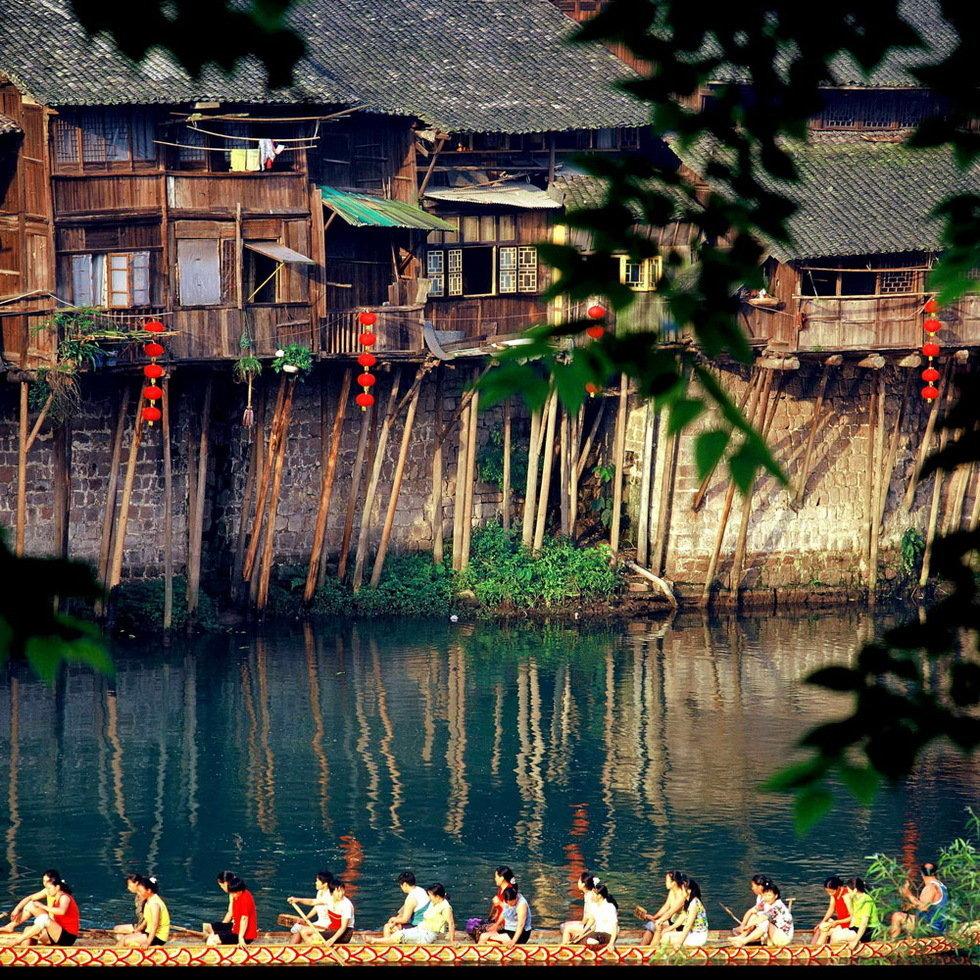 最美丽的小城(组4)-贺东元