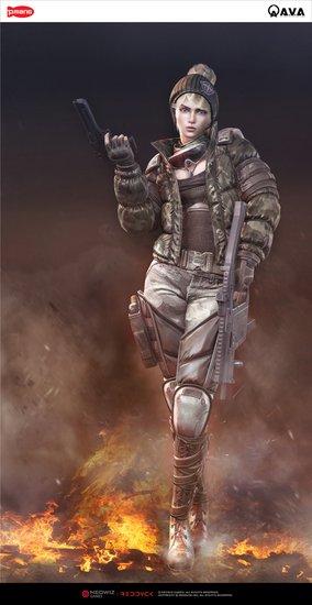 东方网-东方游戏-《战地之王》公布新角色雷伊