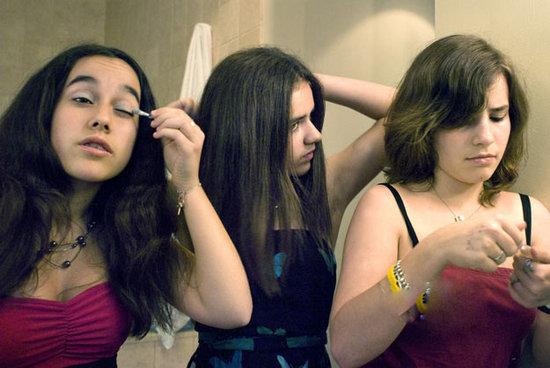 美国90后少女生活片段 大胆开放更成熟【组图】 - 飞翔龙卷风 - 网闻·博采·家国·人生