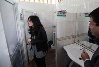 高校女厕紧张 女生给校领导写信吐槽如厕难