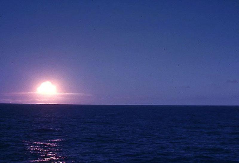 壮观:核爆炸的威力 - 浪子心声 - 浪子心声