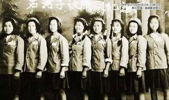 """铸剑为犁: """"为国献身""""的女孩们 - 深瞳渊源 - 深瞳渊源,品味经典!!!"""