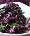 餐桌必备——凉拌糖醋紫甘蓝