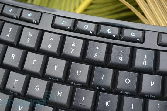 微软Sculpt Win 8无线键盘