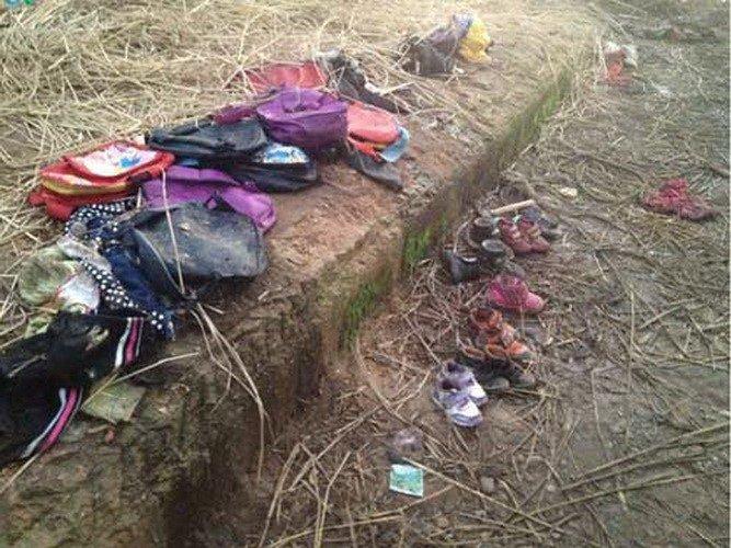 献给校车落水而夭折的孩子 - 孙亚平 - geya1012 的博客