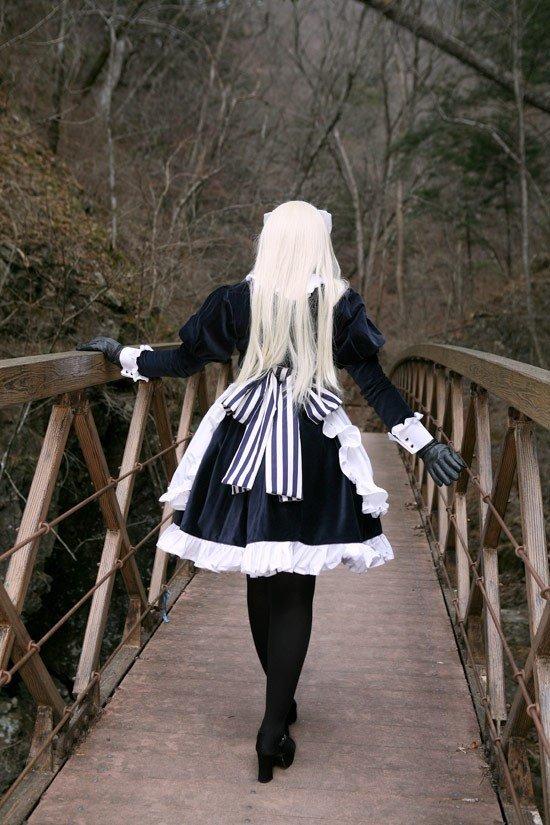 VOL.天生娃娃脸的日本萌妹子COSPLAY - 樱田优姬 - 二次元会馆