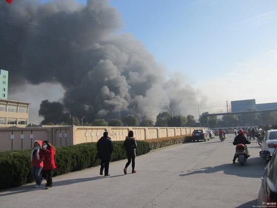 元旦三天杭温二州厂区连发火灾 - 远山近树 - 远山近树的博客