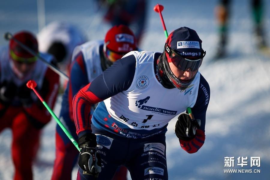 高清 国际雪联越野滑雪中国巡回赛精彩打响