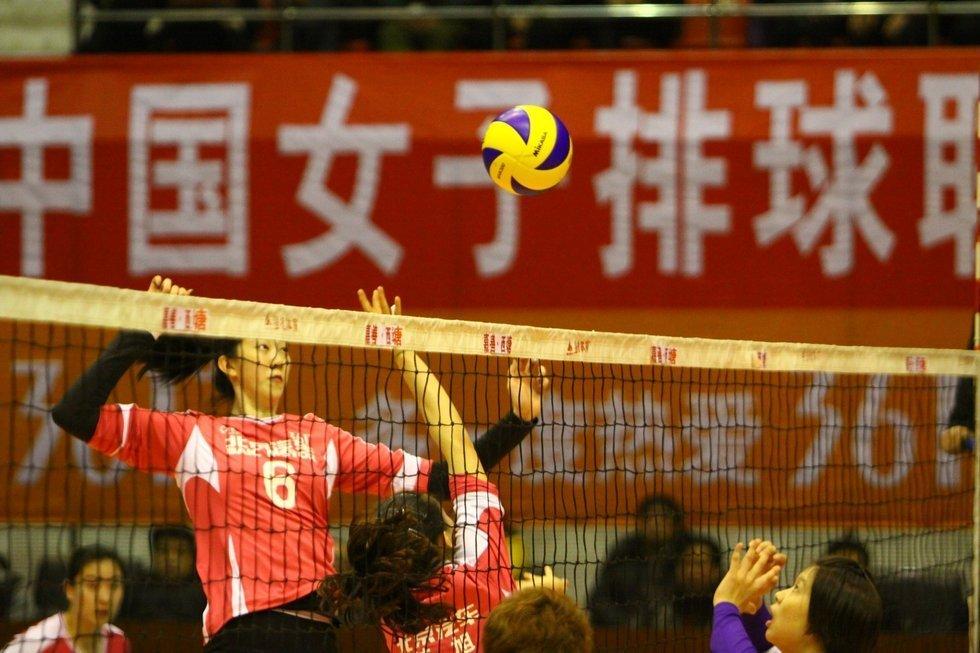 高清:女排联赛第17轮 浙江3-1北京挺进四强[6P] 休闲娱乐,预览图2
