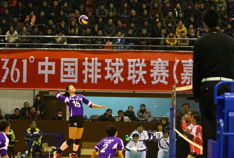 高清:女排联赛第17轮 浙江3-1北京挺进四强[6P] 休闲娱乐,预览图5